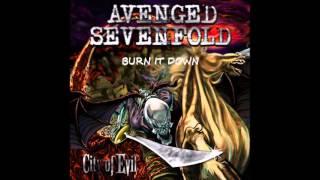 Avenged Sevenfold - Burn It Down [Instrumental]