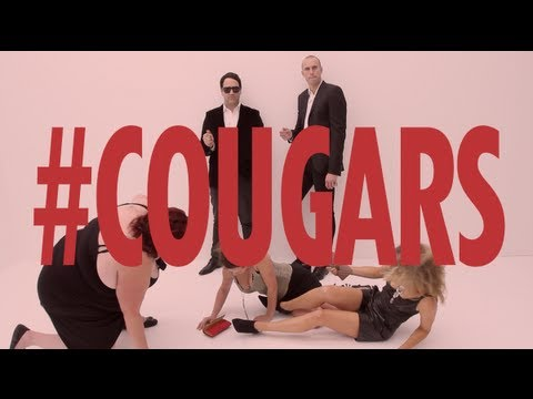 "Robin Thicke ""Blurred Lines"" parody - ""Cougars"" by Fitzy and Wippa"