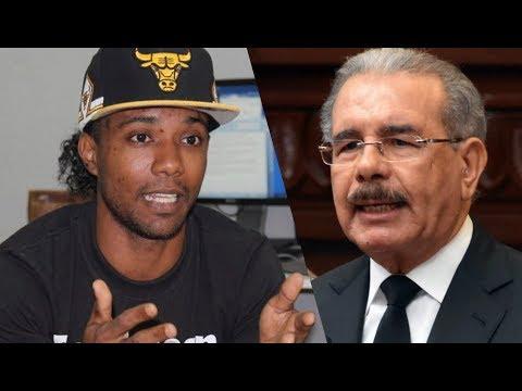 Joven que insulto al presidente Danilo Medina fue multado con 50 mil pesos