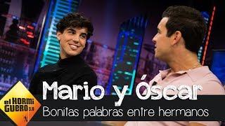 Mario Casas defiende el gran talento de Óscar: