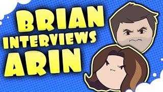 Before The Grumps - Brian Interviews Arin