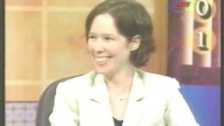 sara veldhuizen stealy on znbc tv part1