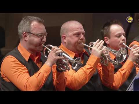 Audivi Media Nocte, Oliver Waespi, Brassband Schoonhoven conductor Erik Janssen