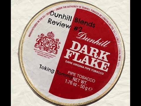 Dunhill Dark Flake and Panic at the Tobacconist