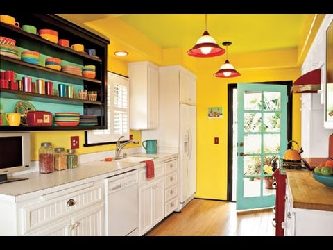 Kitchen Colors - YouTube