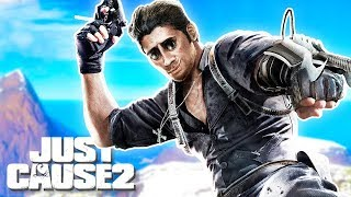 Just Cause 2 is the perfect Just Cause game!