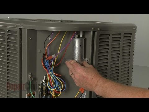Video library for Fan motor for lennox air conditioner