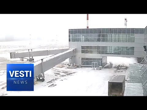 No More Russians Freezing on Runways! Krasnoyarsk Has a Brand New Terminal