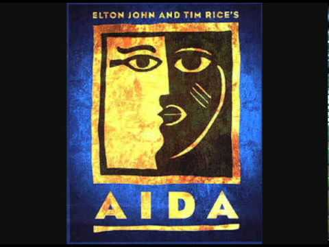 Aida  Written In The Stars