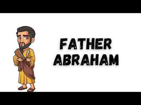 FATHER ABRAHAM (Had Many Sons) LYRICS - HERITAGE KIDS