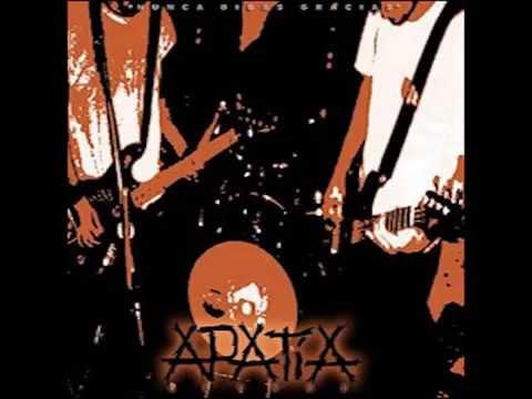 Apatía - Nunca digas gracias (EP 2007)