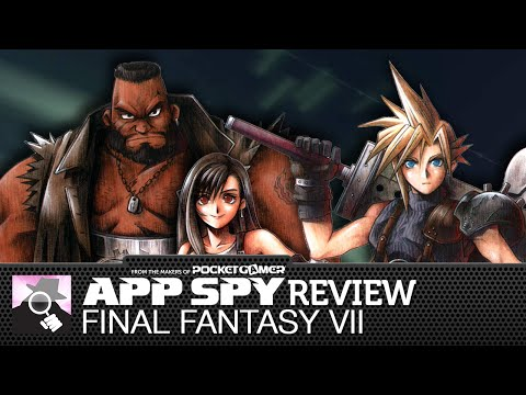 HEAD IN THE CLOUDS | Final Fantasy 7 in-depth iOS Review