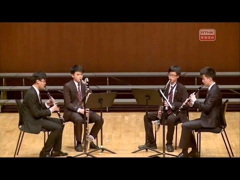 Toquades :1st and 4th movements - 拔萃男書院 【68th Hong Kong Schools Music Festival】
