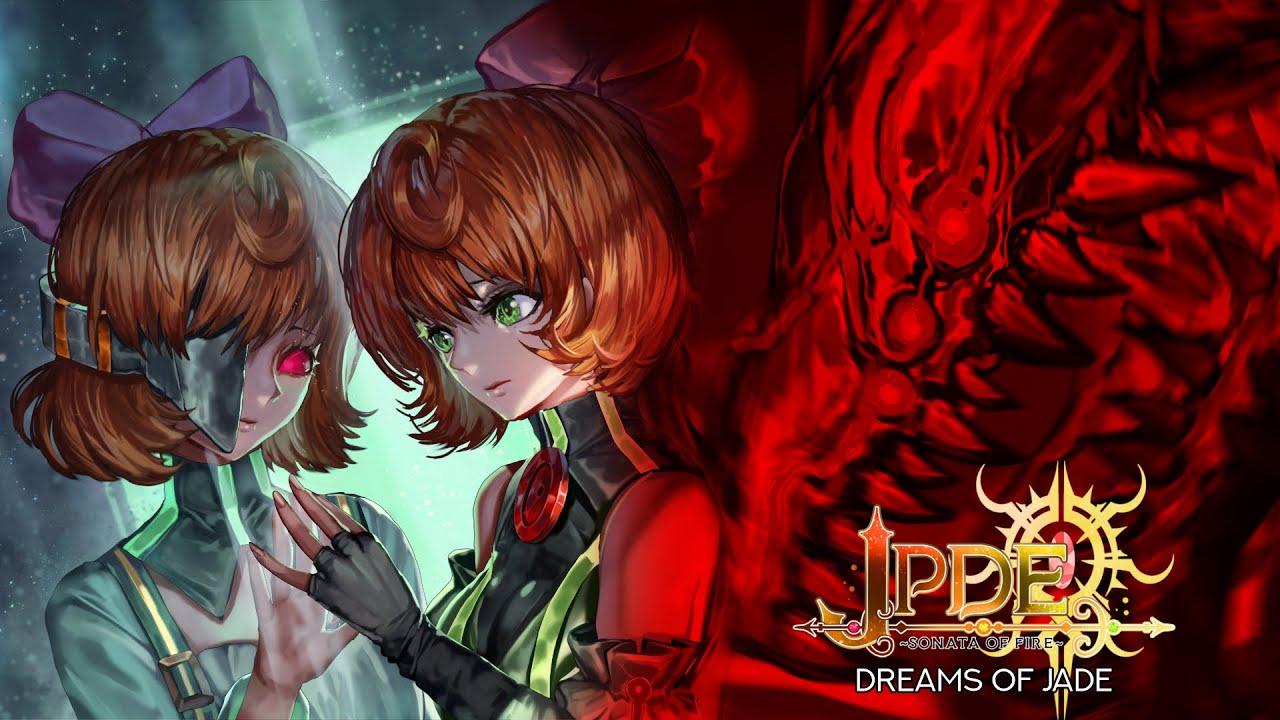 JPDE Sonata of Fire - Original Soundtrack Selection