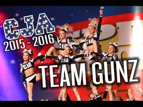 CJA Team Gunz 2016