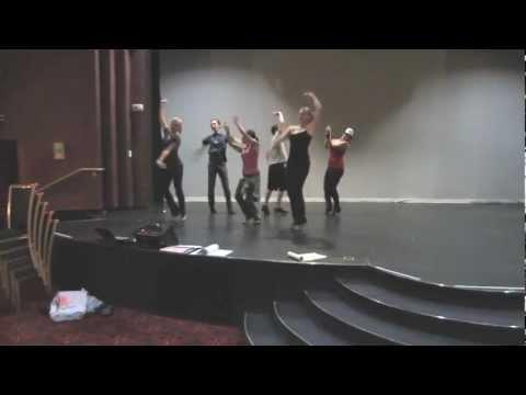 Xanadu - Rehearsal week 2