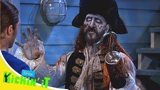 В ударе! - Вторжение призрачных пиратов -  Сезон 4 эпизод 7 | Весёлый сериал Disney