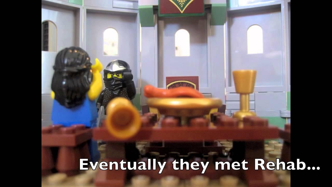 Lego Joshua Fought The Battle Of Jericho Youtube