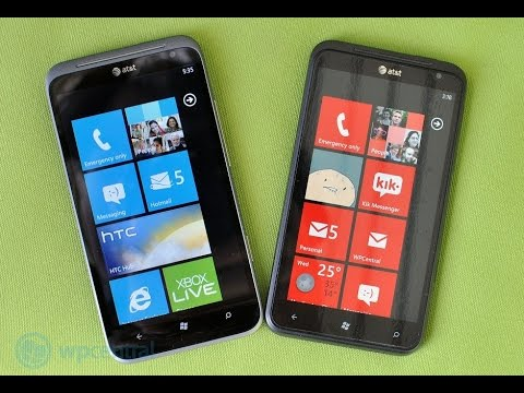 HTC Titan II Hard Reset and Forgot Password Recovery, Factory Reset
