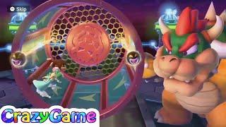 Mario Party 10 Bowser Party #9 Chaos Castle  Team Bowser
