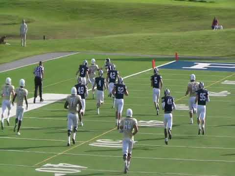 Chris Simmons #71 (Tackle) Trinity College (CT) Highlights