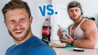 Should You EAT BIG To GET BIG? (Responding To Dumb Diet Advice…