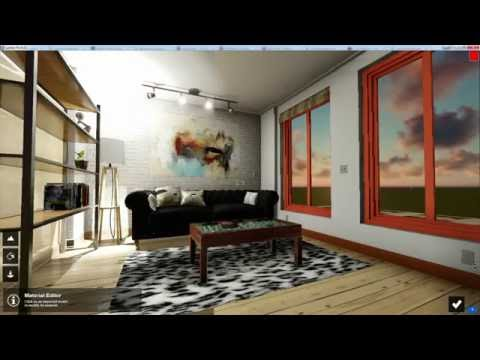 How To Set Up And Render Quality Interior Stills In Lumion