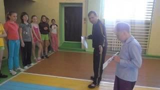 Урок Внедрение ФГОС на уроках волейбола