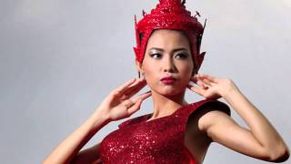 Makeup by Syna Styling: Behind the scene Apsara fashion shoot