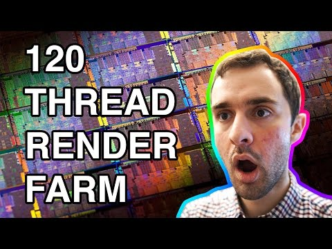 Blender Tutorial - Create A Render Farm of Any Size (Easy + FREE)
