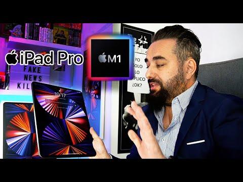 iPad Pro M1 (2021) Review en Español - YouTube