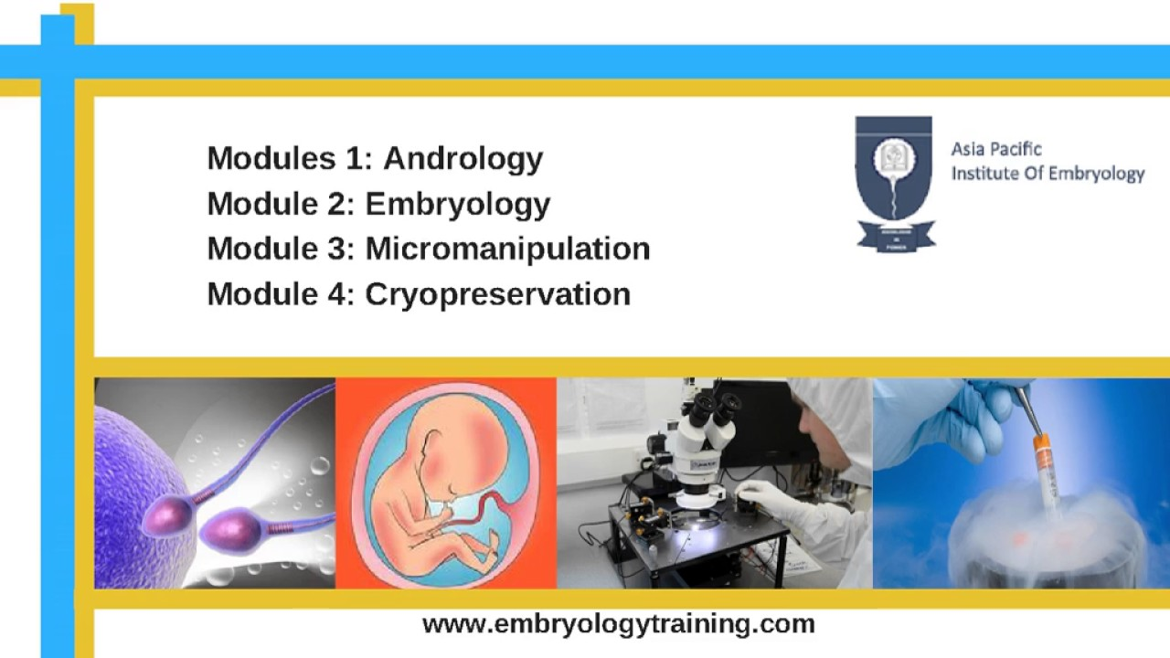 Msc Clinical Embryology In Mysore Youtube