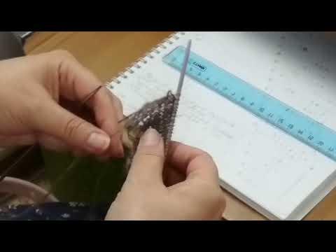 оренбургский пуховый платок начало вязания первая часть #вязание #схема #спицами #угол