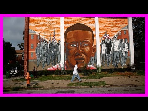 Breaking News | 2 baltimore officers face internal discipline in freddie gray's death