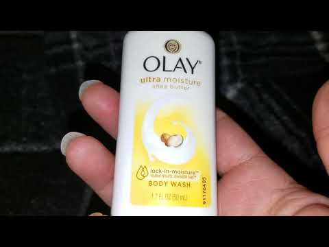 Review on olay moisturizer Body Wash
