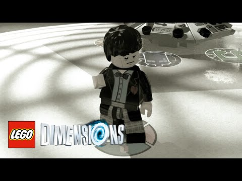 LEGO Dimensions - Second Doctor Free Roam