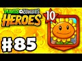 Plants vs. Zombies: Heroes - Gameplay Walkthrough Part 85 - Rank 10! Multiplayer! (iOS, Android)