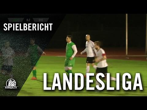 Hamm United FC - FC Voran Ohe (Landesliga Hansa) - Spielbericht | ELBKICK.TV