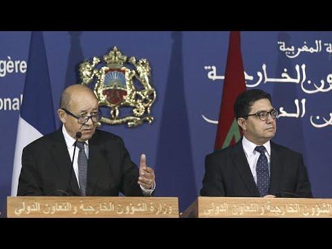 المغرب يعتبر قرار فرنسا تشديد شروط منح التأشيرات لمواطنيه -غير مبرر- …