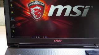 review y unboxing MSI GT72S 6QE Dominator Pro G