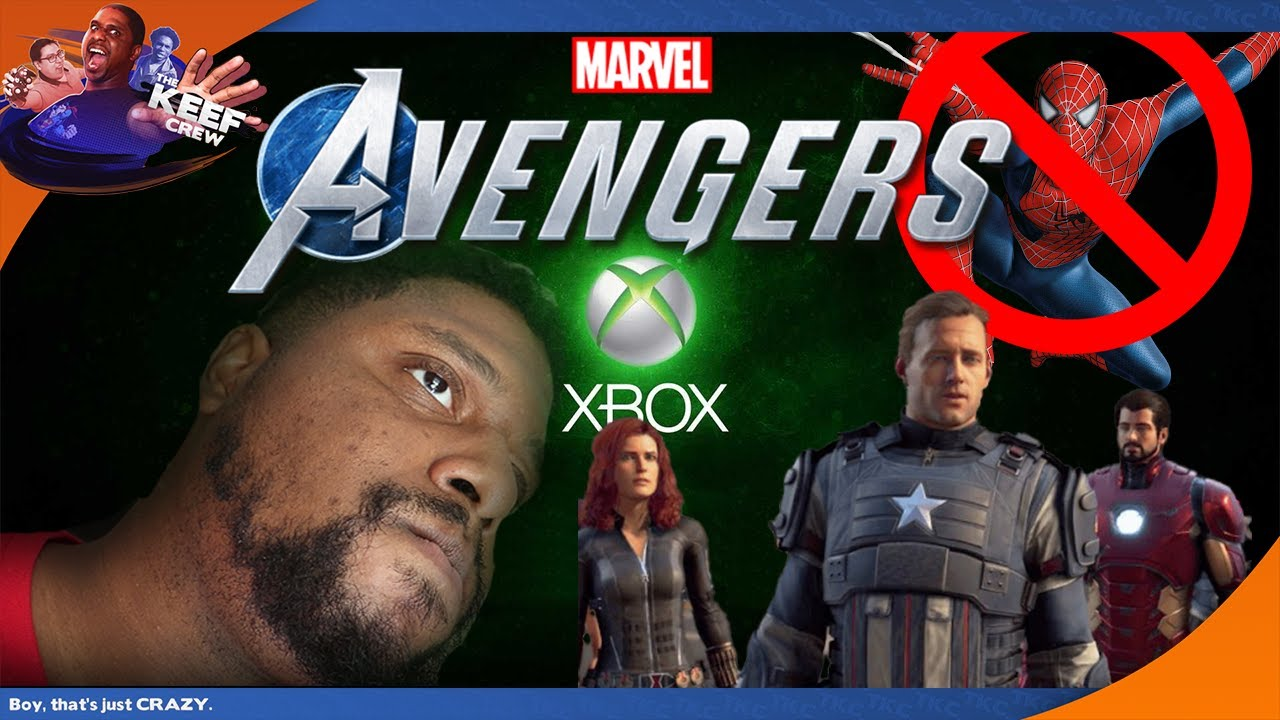 Xbox players are ANGRY that Spider-Man/tons of content NOT coming to Xbox's Marvel Avengers game!