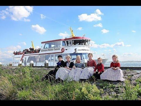Day Trip From Amsterdam: Volendam & Marken (Holland), The Netherlands