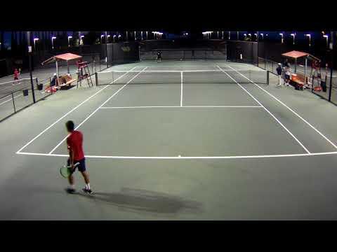 Gutierrez Singles San Diego Match 1 Part 2 Spring Break