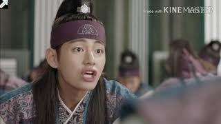 [방탄소년단/뷔] 여울&한성 케미 모음 (재업) +eng sub