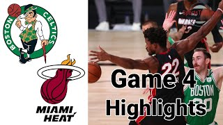 Celtics vs Heat HIGHLIGHTS Full Game | NBA Playoff Game 4