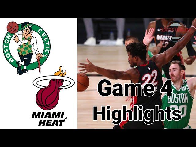 Celtics vs Heat HIGHLIGHTS Full Game | NBA Playoff Game 4