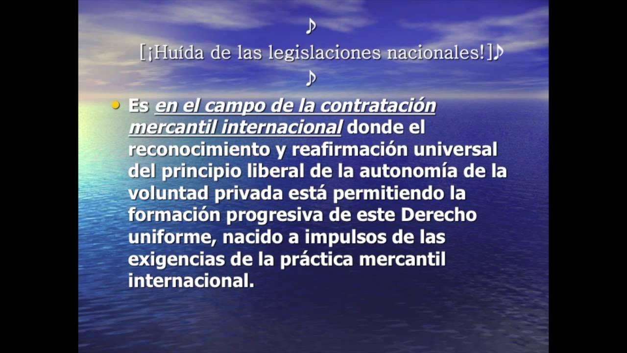 Lec006 Derecho uniforme del comercio internacional (umh1424sp 2014-15 )