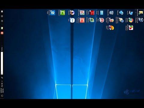 fix màn hình máy tính bị lật ngược