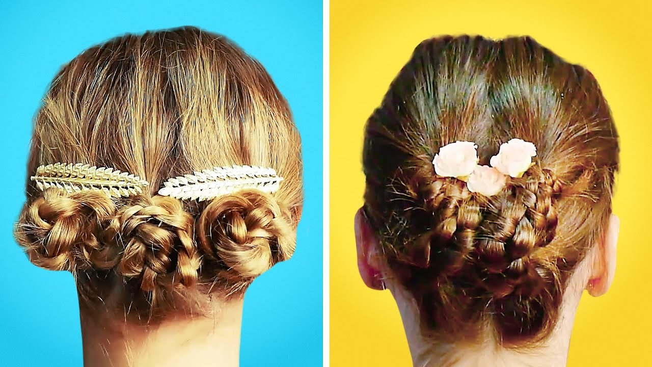 18 EASY HAIRSTYLES FOR ANY OCCASION