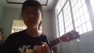 Bông cỏ may - uku ( Cover ).